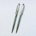 Promotional Metal Stylus Pen,Business Pen,School Ball Pen With Stylus Promotional