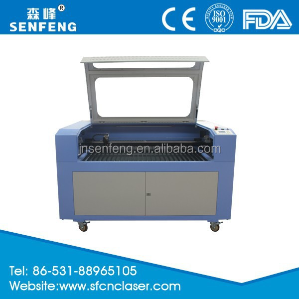 clothing laser cutter wood cutting engraving machine 1390
