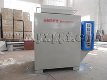 China export electric mini box type glass melting furnace for sale