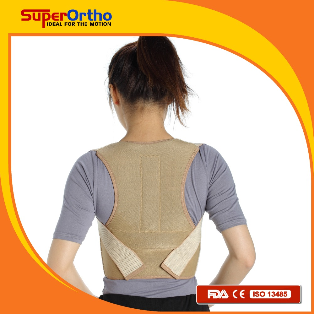 Medical Lumbar Back Support Belt---C2-003 Magnetic Back Brace