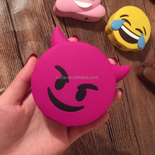 New products 2017 mobile accessories Alien emoji power bank 2600mah