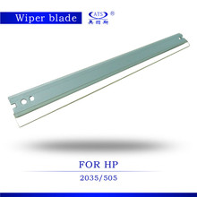 HOT SELLING !! Laser printer drum cleaning wiper doctor blade for HP 2055 505 2035 prinert spare parts