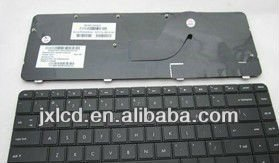 For HP CQ42 black US/TR laptop keyboard