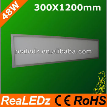 High quality 48W LED Panel 300x1200
