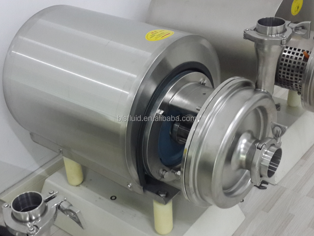 Made-in-China high flow rate centrifugal water pump with drain outlet