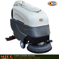 Factory Price Commercial Self-propelled Automatic Floor Washing Cleaning Machine
