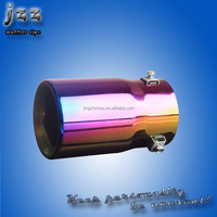 Polishing color car auto engine parts muffler tail pipes of exhaust system