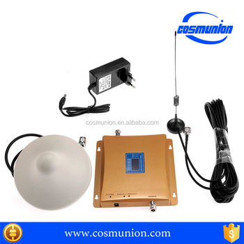 Support America 700Mhz/1700Mhz/1900Mhz GSM WCDMA LTE 4G signal booster amplifier from Factory