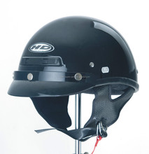 wholesale scooter motorcycle parts half face helmet