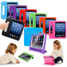 Kids Shockproof Safe Foam Handle Stand Case Cover for iPad Mini Air 9.7 Pro 2017