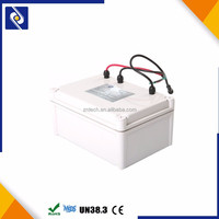 Li-ion Li(NiCoMn)O2 18650 14.8V 40Ah Rechargeable Battery Pack for solar street light and electric scooter