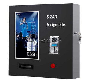 wall mounted mini single cigarette/cigar vending machines for sale