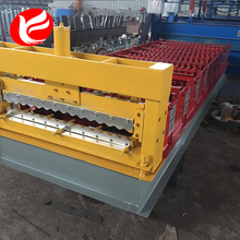 Corrugated roll roof panel forming machine factory ,machinery manufacturer