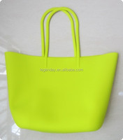 High Quality Sturdy Fashion Tote Bag Silicone Beach Bag