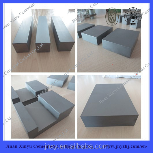 cemented carbide block/plate with high quality