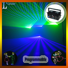 Stage light equipment laser show system 3W analog modulated full colors laser shows on sales.