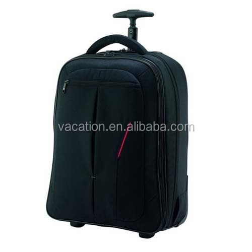 big capacity european laptop bag trolley briefcase