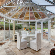 Aluminum Outdoor Glass Sun Rooms