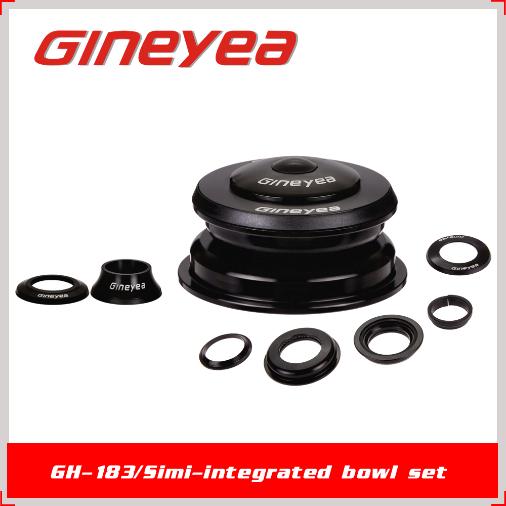 GINEYEA GH183 Bicycle Headsets 1-1/8'' Mountain Bike Spare Parts