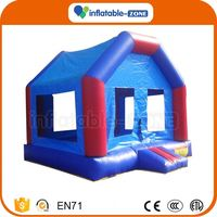 Newest Concept alibaba china monster inc inflatable jumping castle inflatable horse riding jump castle