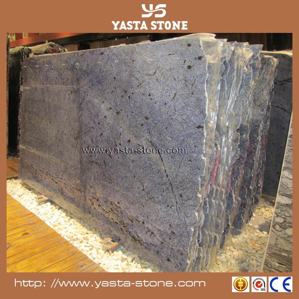 Top quality classical Blue marble stone for countertop & tiles