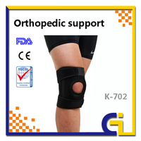 High Quality For Knee Support With Spring Knee Guard, Knee Brace