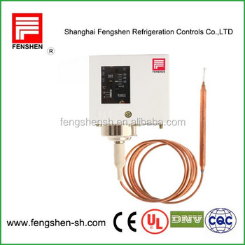 temperature controlled switch for air compressor manufacturer