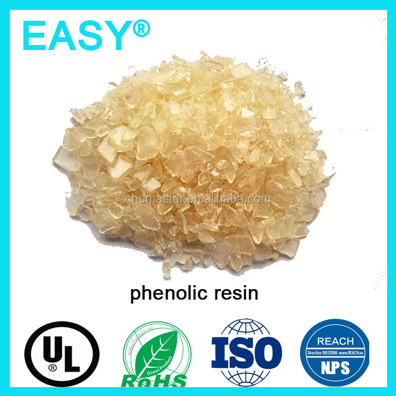 Light Yellow color Non-modified Phenolic Resin PF resin