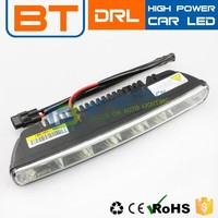 High Power Led Daytime Running Lamp 12V Auto Drl Led Daytime Running Lamp/Led Car Drl