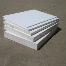 High density Plastic Sheets pvc forex board/PVC foam board with different density/forex board