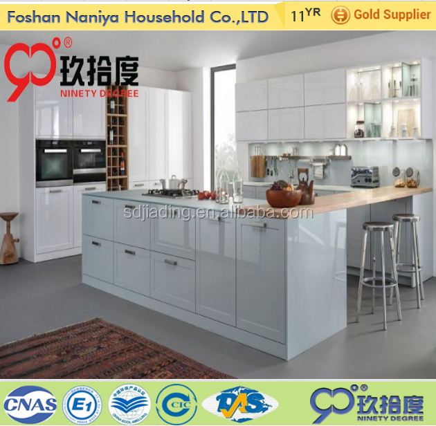 foshan high gloss MDF acrylic pantry cupboards sri lanka with muebles de cocina