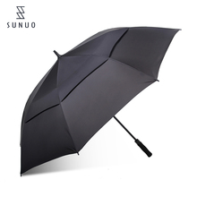 Men Umbrella 2017 Big Size Windproof Umbrellas Rain Women Windproof Strong Huge Umbrella