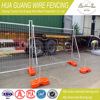Alibaba express round tube temporary fence panels lowest price for sale