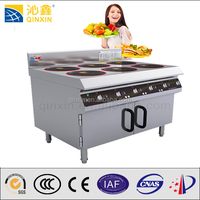 hot selling induction 6 burners electric pressure cooker parts