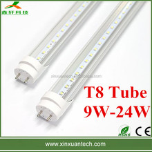 SMD2835 Epistar 1200mm led tube t8 18w circular light replace traditianl fluorescent tube