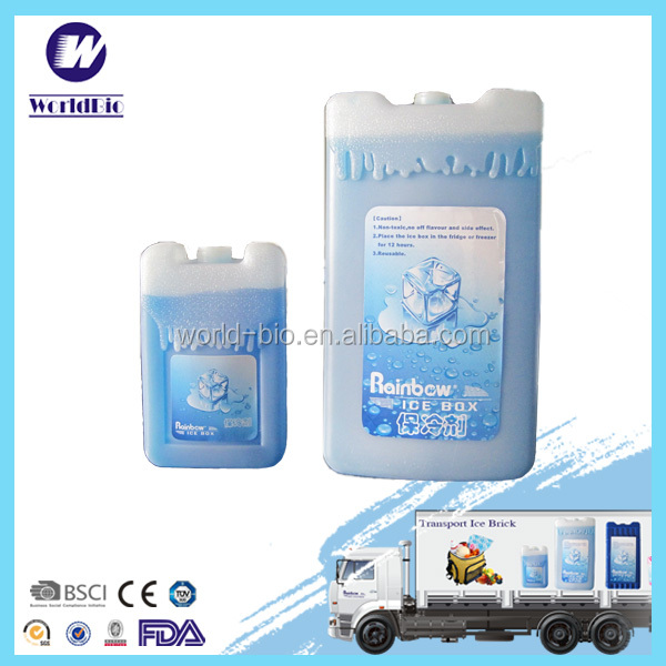 Gel Ice Brick For Refresh Lunch Box