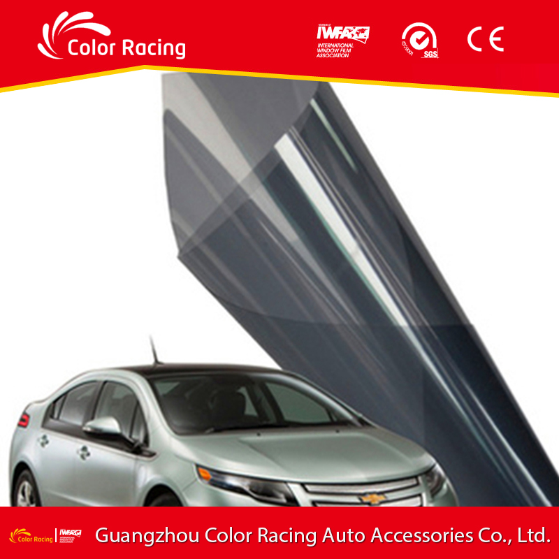 New arrive popular design IR rejection 100% car window tinting solar glass film with size 1.52*30m 1.52*600m
