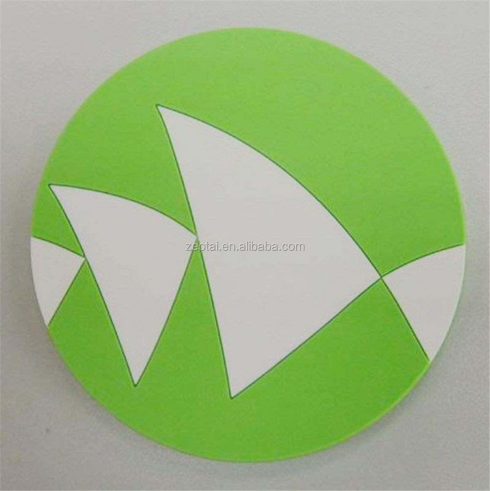 New design Colorful Embossed logo OEM/ODM table placemat, silicone table placemat, large pvc table placemat