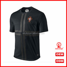 Custom soccer jersey made in china thailand quality