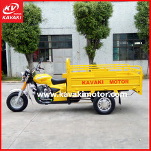 Guangzhou Motorcycle Factory Sales Kavaki 200cc 250cc Three Wheel Motorcycle