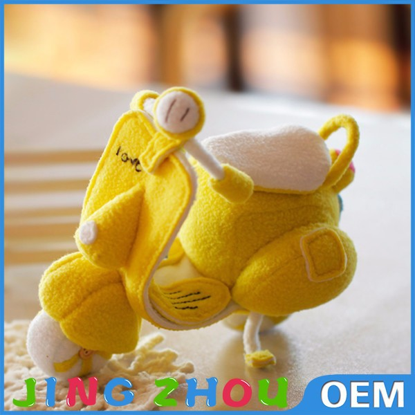 cutting of soft toys,plush stuffed motorcycle toy,plush motorcycle toys