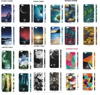 Colored Drawing Pattern Hard Back Case Cover Skin For iphone 6s plus