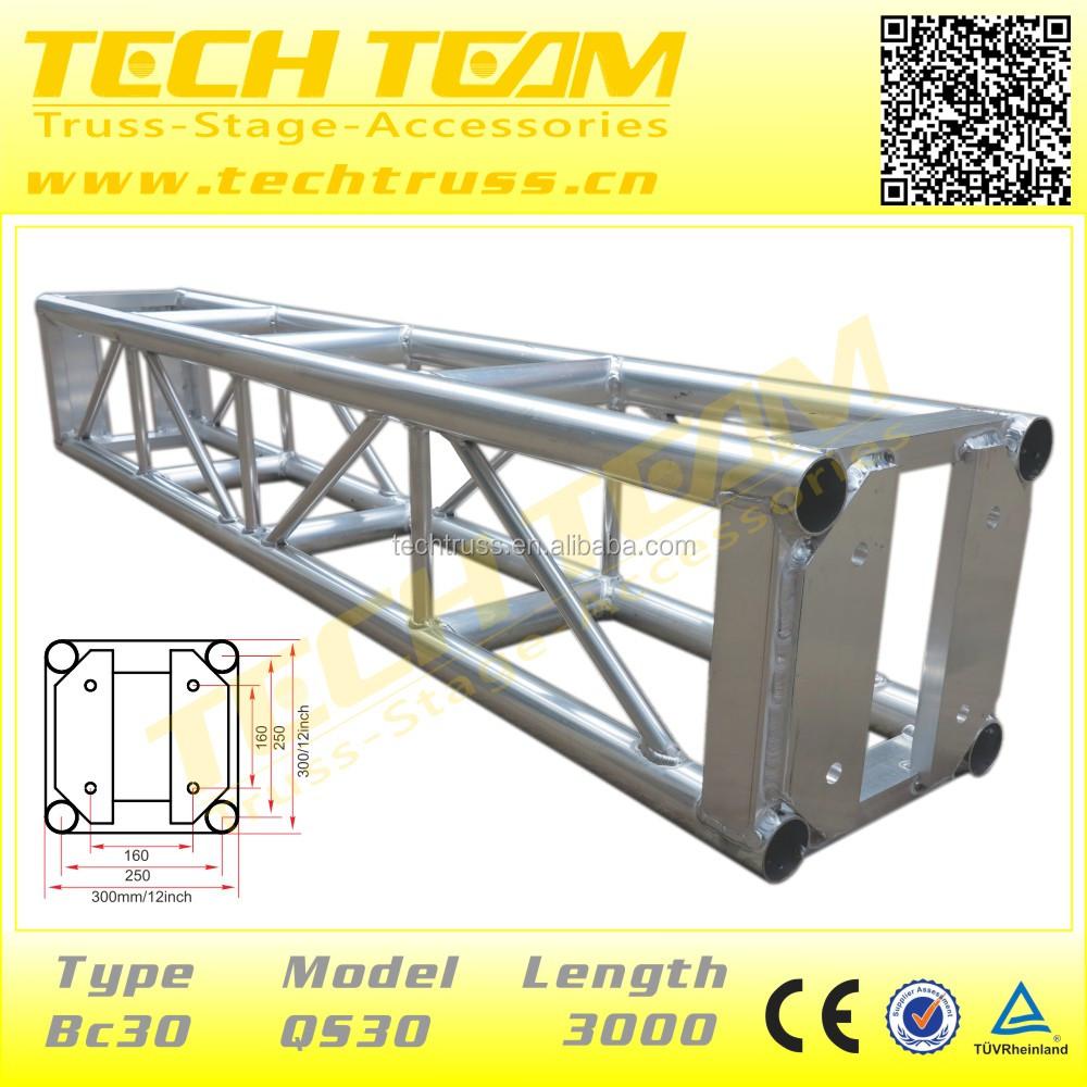 Bb30 q bolt truss aluminum 6082 t6 bolt truss for for Buy truss