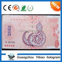 Coupon bond papers, Anti-counterfeiting Security embossing watermark paper