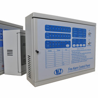 8 Zone Alarm System-16 Zone Conventional Fire Alarm Panel System