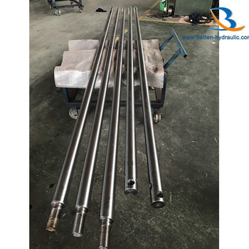 OEM Factory Price Single Hydraulic Piston Rod