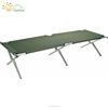 Sun lounger outdoor beach beds military folding camping bed