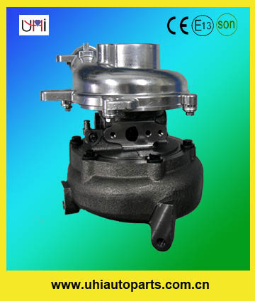 1KD <strong>Engine</strong> CT16 6 cylinder turbocharger 17201-30110 with solenoid valve for Toyota Hilux Vigo III Pickup