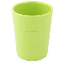 Plastic beer or wine cup
