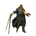 Hot sale single leg pirate 12 Inch Talking Figure/Customized realistic character Talking Action Figure/OEM talking action figure